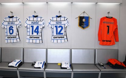 Sassuolo-Inter LIVE: Sanchez c'è, Lukaku in panca