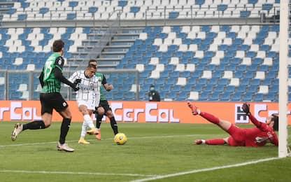 Sassuolo-Inter 0-2 LIVE: autorete Chiriches