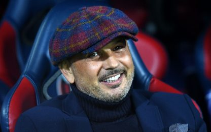 Mihajlovic, clean sheet grazie a video di Maradona