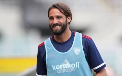 Cagliari-Spezia 0-0 LIVE: ci prova Farias di testa