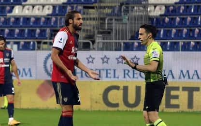 Cagliari-Spezia 0-0 LIVE: ancora Farias pericoloso