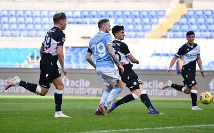 Lazio-Udinese 0-2 LIVE: tre cambi per Inzaghi