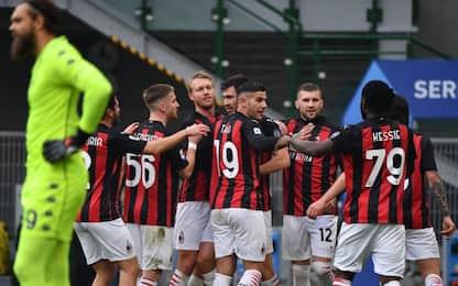 Milan-Fiorentina 2-0 LIVE: gol su rigore di Kessié