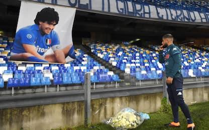 Napoli-Roma 0-0 LIVE: ci prova Mertens