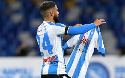 Napoli-Roma 1-0 LIVE: sblocca Insigne su punizione