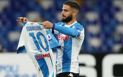 Napoli show al San Paolo: 4-0 e aggancio alla Roma