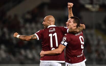 Torino-Samp, recuperati Gallo e Quaglia: probabili