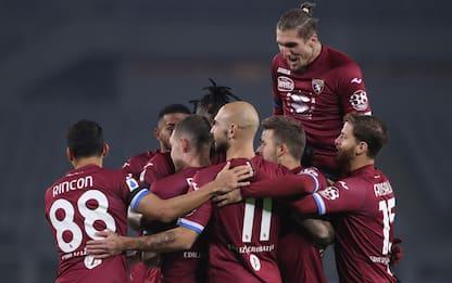 Torino-Samp 1-0 LIVE: sblocca Belotti