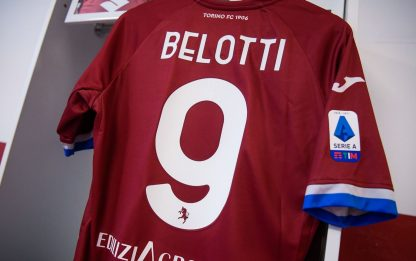 Torino-Samp LIVE: Belotti sfida Quagliarella