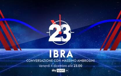 Ibra, conversazione con Ambrosini: venerdì a '23'