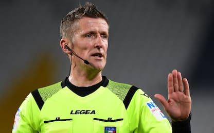 Derby di Torino a Orsato: arbitri della 10^ di A