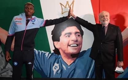 "De Laurentiis: ""Accordo con Gattuso da ottobre"""