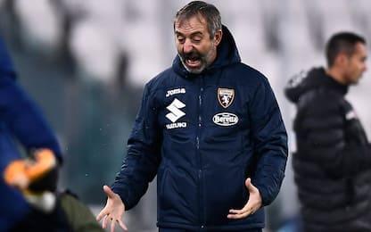 """Giampaolo: """"Abbiamo perso il derby per dettagli"""""""