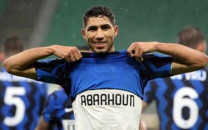 Hakimi, dedica a un giocatore scomparso a 31 anni