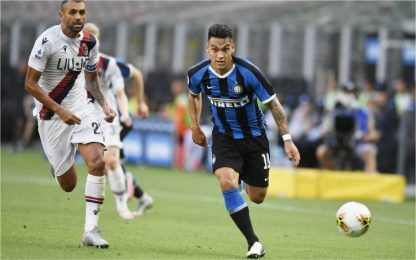 Inter-Bologna, dove vedere la partita in tv