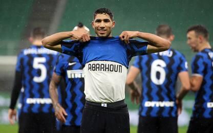 Inter-Bologna 3-1 LIVE: doppietta di Hakimi