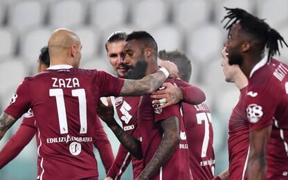 Juve-Torino 0-1 LIVE: la sblocca Nkoulou