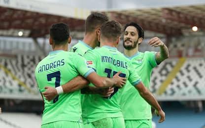 Spezia-Lazio 0-2 LIVE: chance Farias, salva Radu