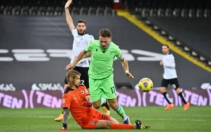 Spezia-Lazio 1-2 LIVE: Nzola la riapre