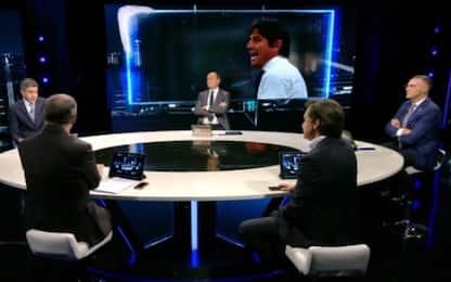 Eriksen, a Sky Calcio Club stanno con Conte. Ma...