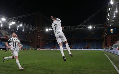 CR7-Juve, 79 gol in 100 gare: ma 2 meglio di lui