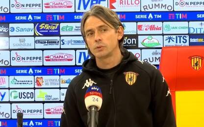 """Inzaghi: """"Sfidare Simone in A un grande orgoglio"""""""