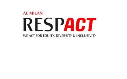 Nasce Respact, manifesto del Milan per uguaglianza