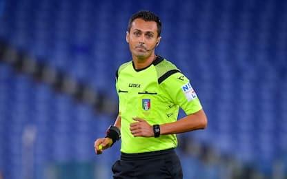 Di Bello per Roma-Napoli, Fiorentina-Milan a Guida