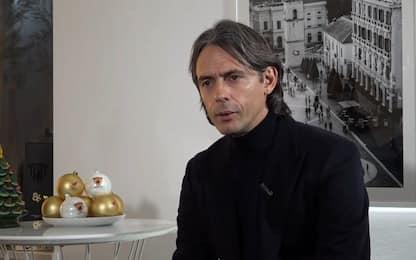 """Inzaghi: """"Pioli e Simone da oscar. Scudetto..."""""""
