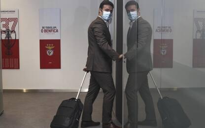 Tiago Pinto saluta il Benfica: pronto per la Roma