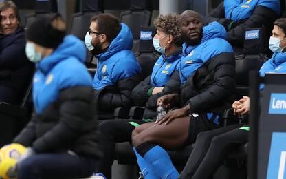Nessuna lesione per Lukaku, è partito per Genova