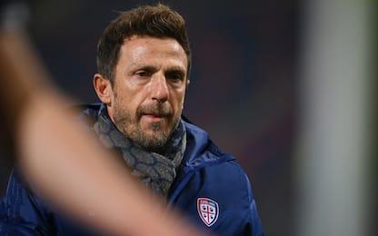 Cagliari, squadra in ritiro per uscire dalla crisi