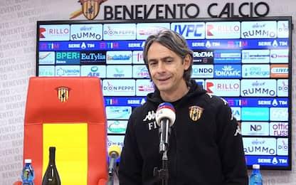 """Inzaghi: """"Atalanta, che ricordi. Ce la giochiamo"""""""