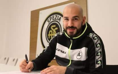 "Saponara: ""Porto esperienza per salvezza Spezia"""