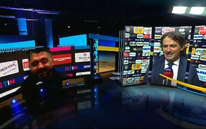 """Gattuso e Inzaghi senza voce: """"Sembriamo Cosmi"""""""
