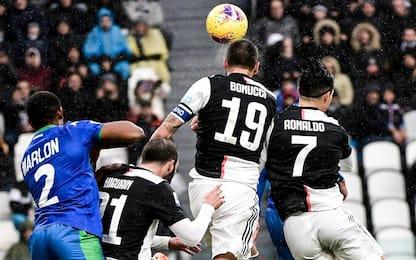 Juventus-Sassuolo, dove vedere la partita in tv