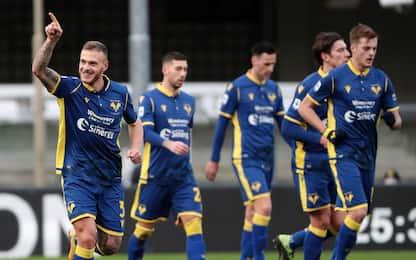 Verona-Napoli 1-1 LIVE, pareggia Dimarco