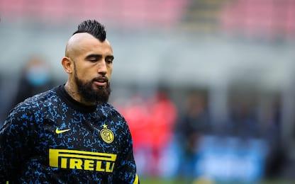 Vidal, sfida da ex alla Juve per prendersi l'Inter