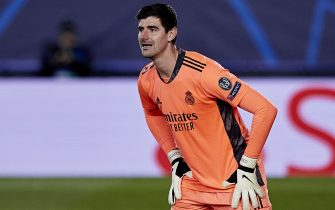 Thibaut Courtois of Real Madrid