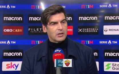 """Fonseca: """"Coraggio non è mancato, 2 gol evitabili"""""""