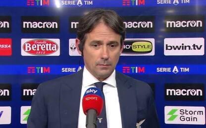 """Inzaghi: """"Fiorentina gara chiave"""". Torna L. Felipe"""