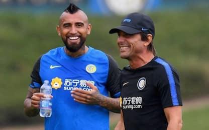 Inter-Juve, Vidal e LuLa contro Moraldo; probabili