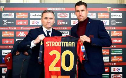 "Strootman: ""Dimostrerò di essere ancora giocatore"""