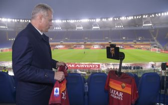 Foto Luciano Rossi/AS Roma/ LaPresse