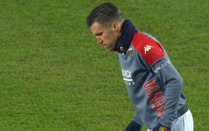 Atalanta-Genoa LIVE: gioca Strootman dal 1'