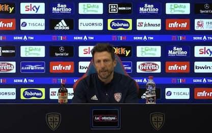 """Di Francesco: """"Con il Milan servirà gran coraggio"""""""