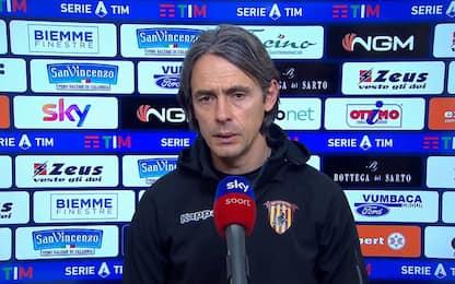 """Inzaghi: """"17 tiri e solo un gol, divento pazzo"""""""