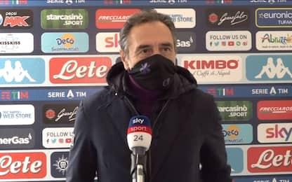 "Prandelli: ""Chiedo scusa ai nostri tifosi"""
