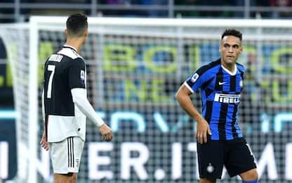 Lu-La contro Moraldo: le probabili di Inter-Juve