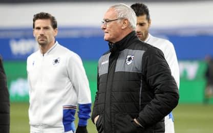 """Ranieri: """"Cucchiaio? Chiesto controllo al medico"""""""